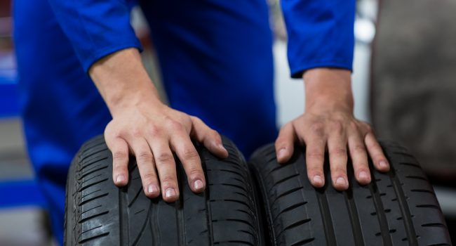 Tyre Fitting Hinckley