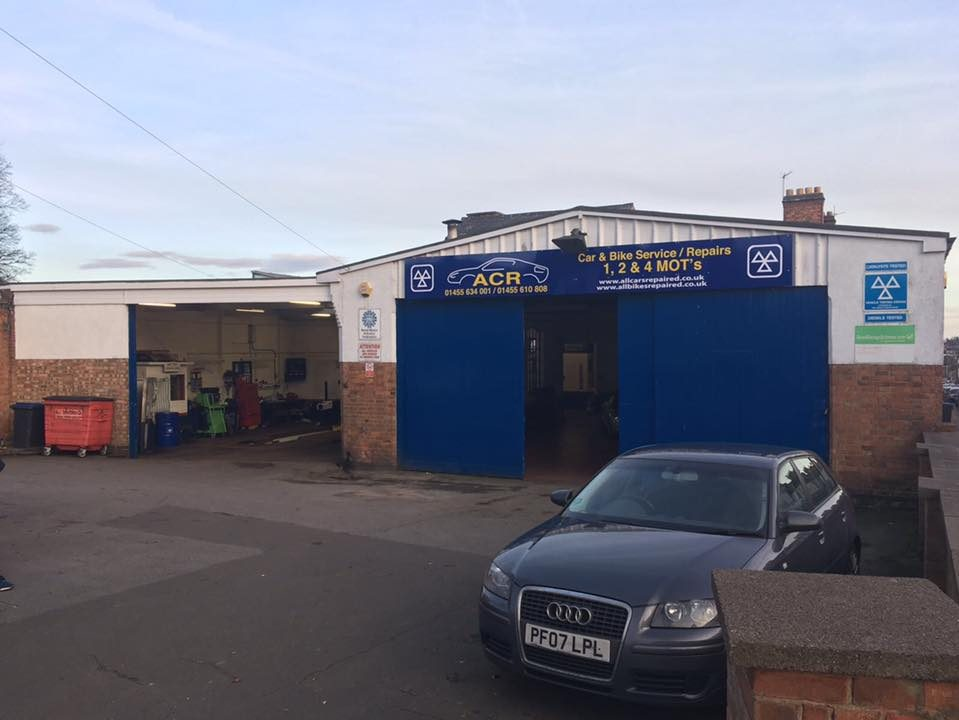 About Us All Cars Repaired Friendly Garage Based In Hinckley